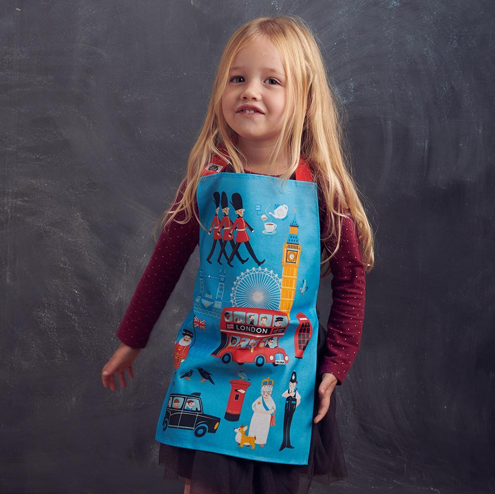 Bambinista-THREADBEAR DESIGN-Accessories-London Town Apron
