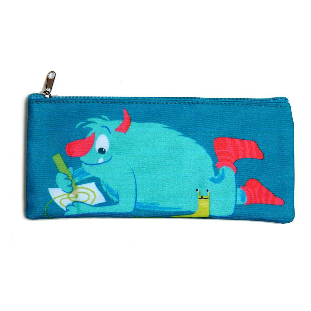 Bambinista-THREADBEAR DESIGN-Accessories-The Scruffles Pencil Case