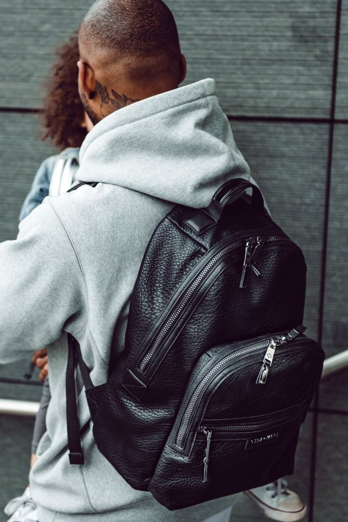 Bambinista-TIBA + MARL-Accessories-Elwood Backpack Black