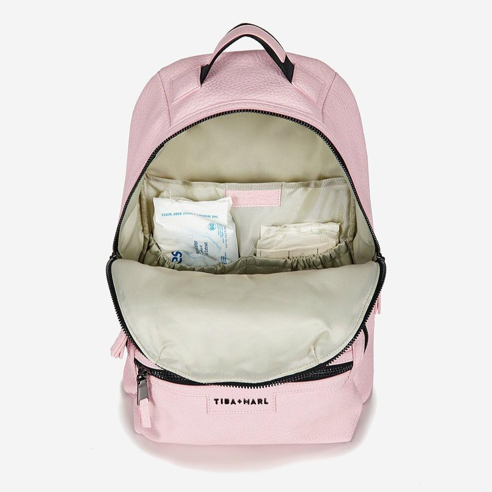 Bambinista-TIBA + MARL-Accessories-Elwood Backpack Pale Pink