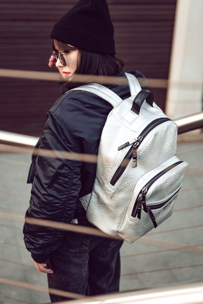 Bambinista-TIBA + MARL-Accessories-Elwood Backpack Silver