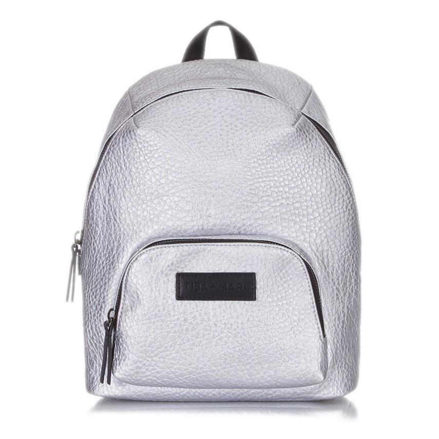 Bambinista-TIBA + MARL-Accessories-Mini Elwood Kids Backpack Silver