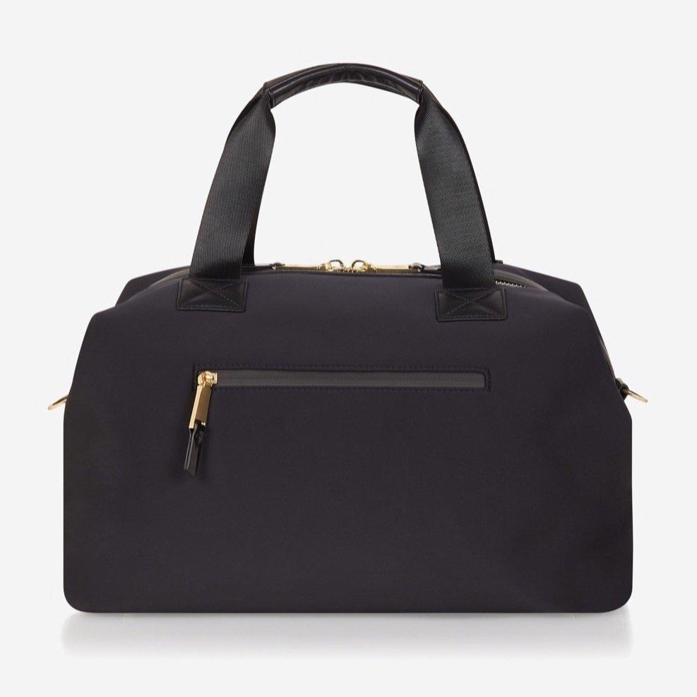 Bambinista-TIBA + MARL-Accessories-Raf Holdall Black Changing Bag Neoprene