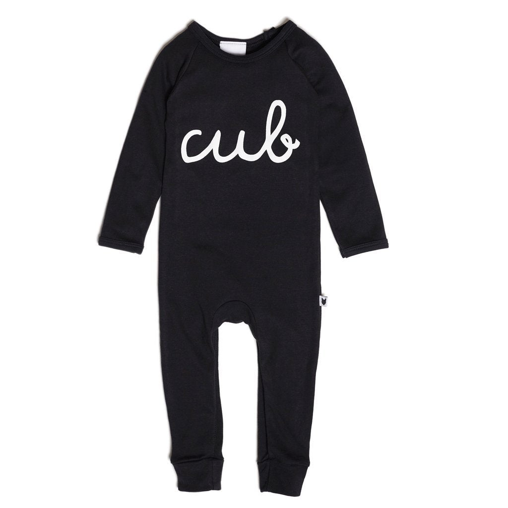 Bambinista-TOBIAS & THE BEAR-Rompers-Cub Long Romper