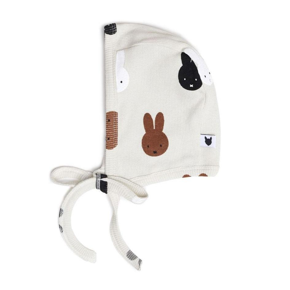Bambinista-TOBIAS & THE BEAR-Accessories-Miffy & Friends Bonnet