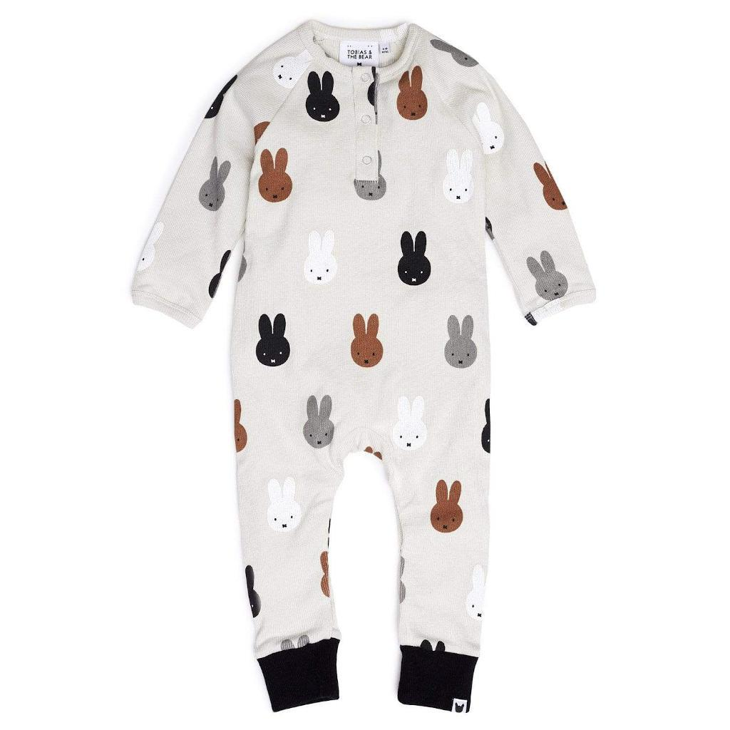 Bambinista-TOBIAS & THE BEAR-Rompers-Miffy & Friends Romper
