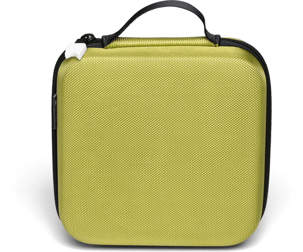 Bambinista-TONIES-Toys-Tonie Carrier - Green