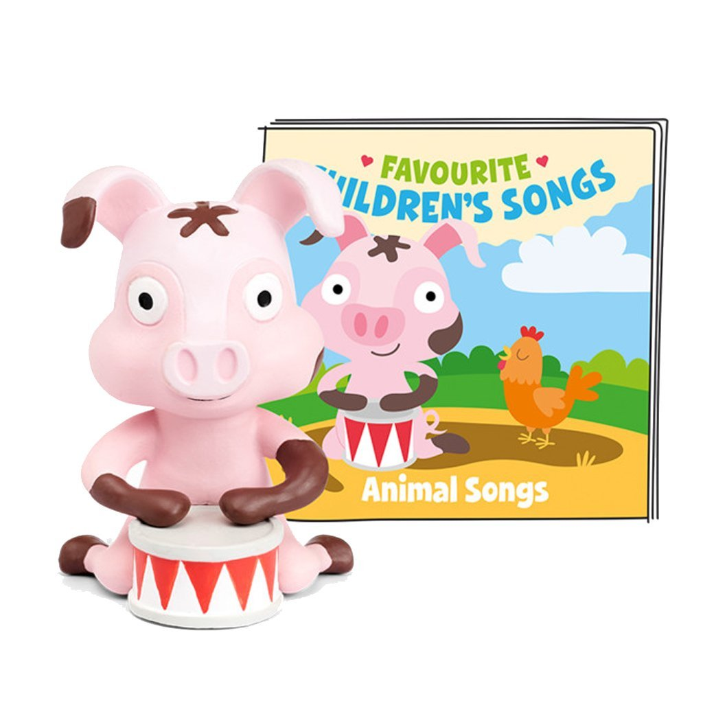 Bambinista-TONIES-Toys-Tonies Children's Favourite - Animal Songs