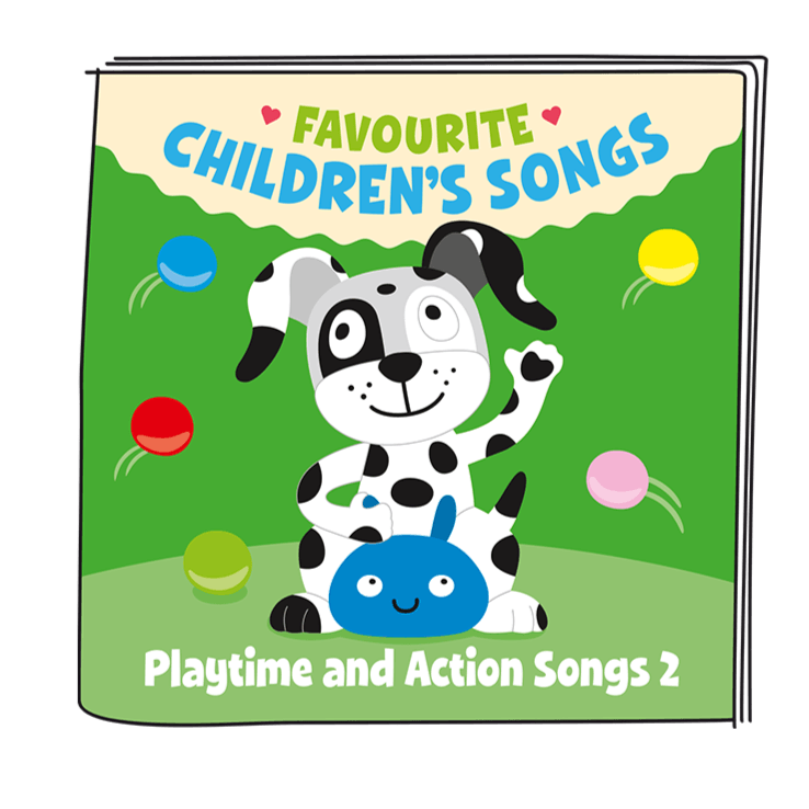 Bambinista-TONIES-Toys-Tonies Favourite Children's Songs - Playtime and Action Songs 2