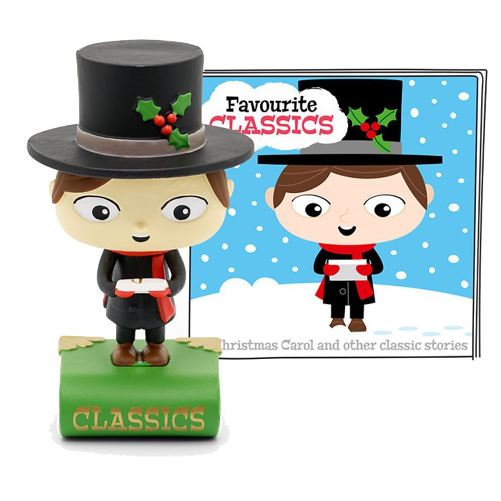 Bambinista-TONIES-Toys-Tonies Favourite Classics - A Christmas Carol and other classic stories