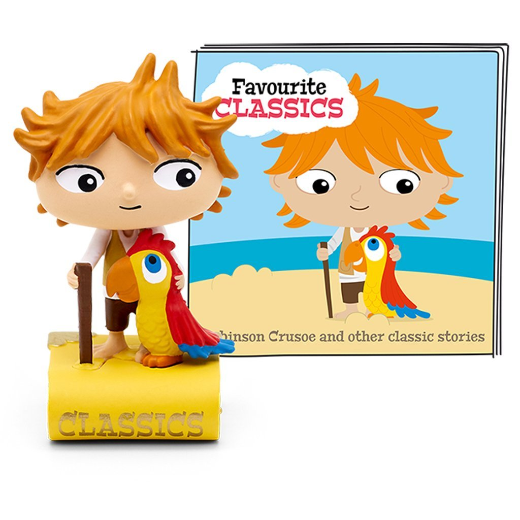 Bambinista-TONIES-Toys-Tonies Favourite Classics - Robinson Crusoe