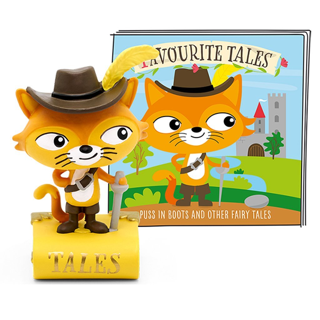 Bambinista-TONIES-Toys-Tonies Favourite Tales - Puss In Boots & other fairy tales