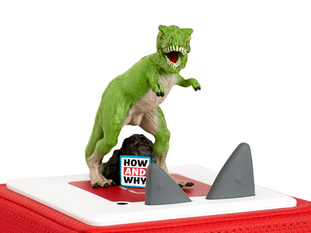 Bambinista-TONIES-Toys-Tonies How and Why - Dinosaurs / Prehistoric Animals