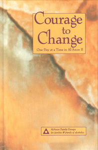 Courage to Change (Large Print)