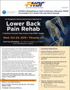 An Integrative, Neuroscience-based Approach to Lower Back Pain Rehab