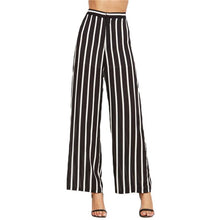 Striped Trouser-[women's clothing]-truthincloth