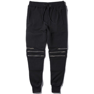 The Zipped Jogger-[men's fashion]-truthincloth