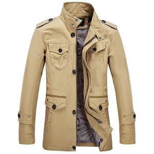 The Tactical Coat-[men's fashion]-truthincloth