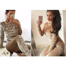 Velvet Tracksuit-[women's clothing]-truthincloth