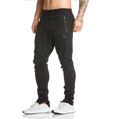 The Ankle Zip Slim Sweat-[men's fashion]-truthincloth