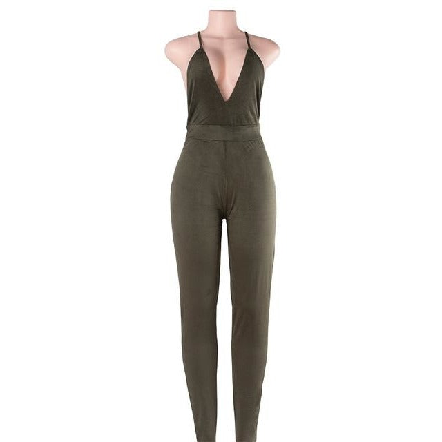 Vegas Jumpsuit-[women's clothing]-truthincloth