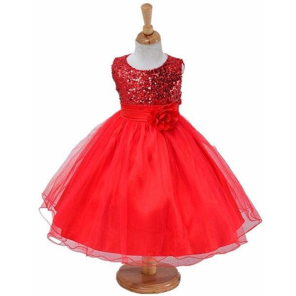 Girls Gala Dress