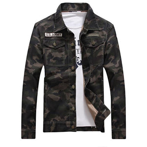 The Camo Denim Jacket-[men's fashion]-truthincloth