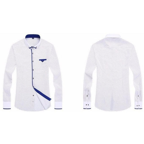 The Detail Shirt-[men's fashion]-truthincloth