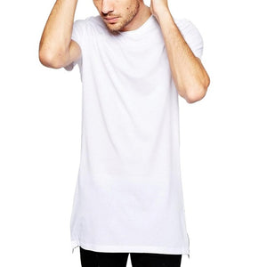 The Side Zip Skater T-[men's fashion]-truthincloth