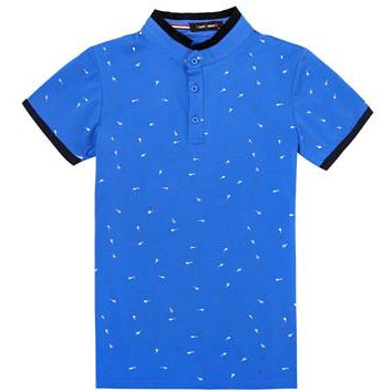 The Henley Polo-[men's fashion]-truthincloth