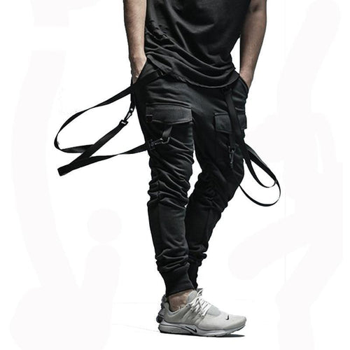 The Strapped Jogger-[men's fashion]-truthincloth