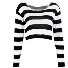 Striped Knit-[women's clothing]-truthincloth