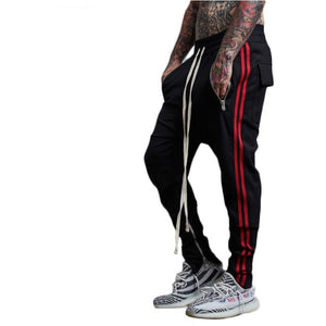 The Dos Stripe Pant-[men's fashion]-truthincloth