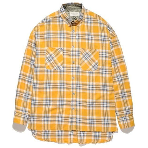 The Truth Plaid Flannel-[men's fashion]-truthincloth