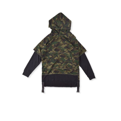 The Distressed Layer Hoodie-[men's fashion]-truthincloth