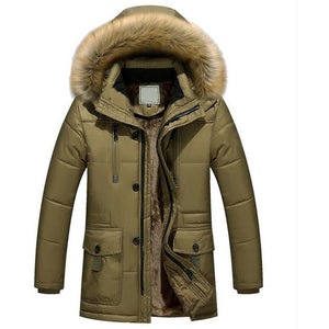 The Truth Parka-[men's fashion]-truthincloth