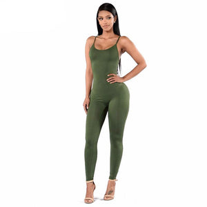 Basic Catsuit-[women's clothing]-truthincloth