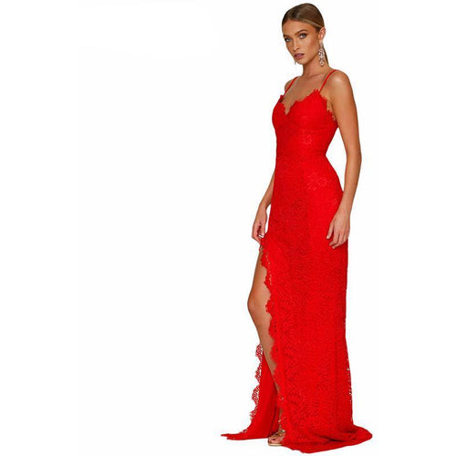 Sicily Gown-[women's clothing]-truthincloth