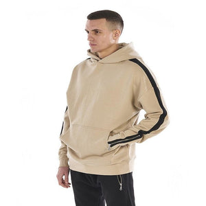 The Cool Stripe Hoodie-[men's fashion]-truthincloth