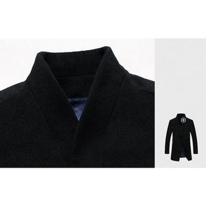 The Up Collar Coat