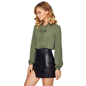 Janelle Blouse-[women's clothing]-truthincloth
