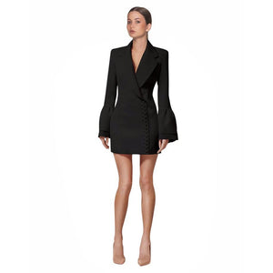 Kourtney Dress-[women's clothing]-truthincloth