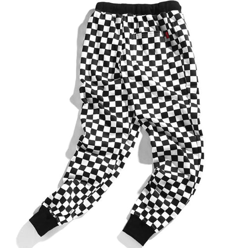 The Check Mate Pant