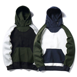 The Patchwork Hoodie