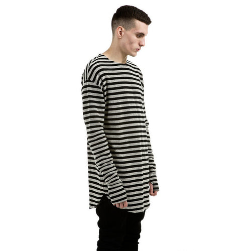The Drop Line Stripe Shirt