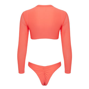 Long Sleeve Bikini