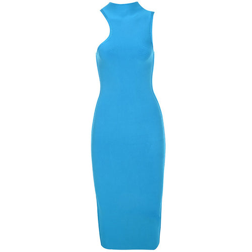 Blu Bodycon Dress