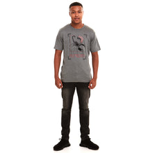 Emperor Scorpion Carbon Fibre Luxury T-Shirt Grey