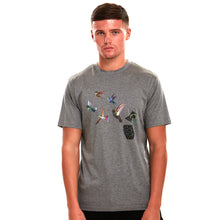Grenade Luxury T-Shirt Grey