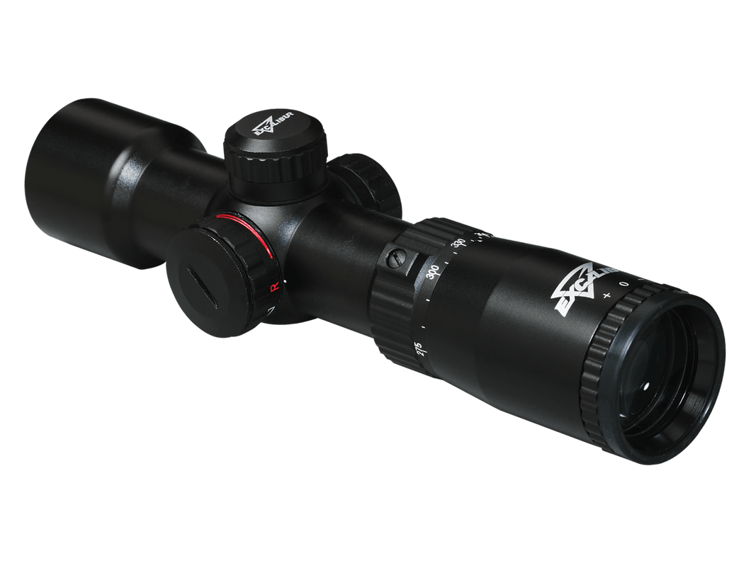 TACT ZONE Scope 2.5 - 6 X 32mm